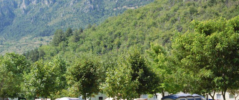 Emplacement de Camping - Cévennes