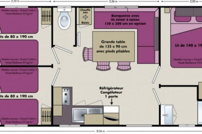 location mobil-home Lozère